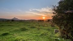 Aghagower Sunset (mickreynolds) Tags: aghagower comayo sunset westport wildatlanticway croagh patrick samyang12mm green tochar phadraig