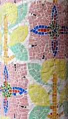 Barcelona - St. Pere Més Alt 013 17 (Arnim Schulz) Tags: modernisme barcelona artnouveau stilefloreale jugendstil cataluña catalunya catalonia katalonien arquitectura architecture architektur spanien spain espagne españa espanya belleepoque art kunst arte modernismo building gebäude edificio bâtiment faïence carreau glazed tile baldosa azulejos kacheln mosaïque mosaic mosaik mosaico baukunst tiles gaudí pattern deco liberty textur texture muster textura decoración dekoration deko ornament ornamento