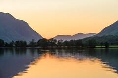 Buttermere (Explored...) (Joe Hayhurst) Tags: buttermere cumbria d610 england joehayhurst lake lakedistrct landscape mountain nikon summer sunset