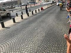 Chris Froome à fond sur le Vieux-Port (Jauss) Tags: vieuxport maillotjaune étape contrelamontre clm tourdefrance marseille