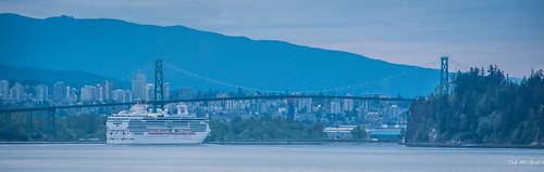 2017 - Vancouver - Island Princess