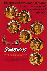 Spartacus (1960, USA) - 02 (kocojim) Tags: stanleykubrick tonycurtis johngavin kirkdouglas charleslaughton motionpicture film laurenceolivier publishing poster peterustinov jeansimmons kocojim illustration advertising movie movieposter