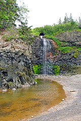 DSC07945 - Baxters Harbour Falls - Last View (archer10 (Dennis) 101M Views) Tags: a6300 ilce6300 18200mm 1650mm mirrorless free freepicture archer10 dennis jarvis dennisgjarvis dennisjarvis iamcanadian novascotia canada waterfall sony baxtersharbour
