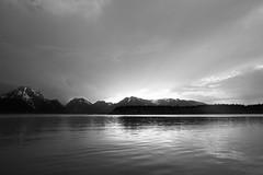 DSC_0647-Edit (kui360) Tags: sunrise signalmountain grandtetonnationalpark jacksonlake lake mountain blackandwhite