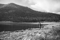 Colorado_20170603_174_14.jpg (Austin Irwin Moore) Tags: colorado fishing bw flyfishing fly mountains forest lake