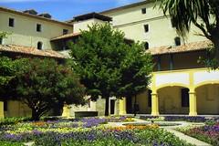 Une fois le sujet d'une peinture (jevidal) Tags: arles vangogh jardin garden summer hôpital hospital provence