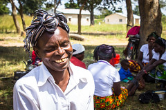 Forests, food security and nutrition in Luwingu (CIFOR) Tags: people females women livelihoods human humanbeing humanbeings humans person luwingu northern zambia zm communityforestry