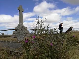Flodden Monument, Branxton, July 2017