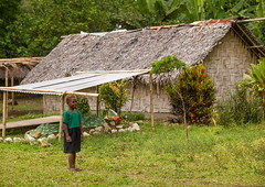 Ni-Vanuatu child in front of a traditional house made with palm leaves and a tomb, Shefa Province, Efate island, Vanuatu (Eric Lafforgue) Tags: a0010156 adventures architecture buildingexterior colourimage day developingcountries exterior fulllength girl home horizontal house indigenousculture island malakula mallicolo melanesia newhebrides nivanuatu nonurbanscene oceania onechildonly outdoors pacificislands palmleaf photography rural rustic simplicity southpacific straw thatch thatched thatchedhut thatchedroof tourism traditional traveldestinations typical vanuatu village wood woodmaterial efateisland shefaprovince vut