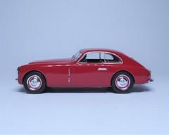 Maserati A6 1500 Pininfarina 1949 (3) (dougie.d) Tags: hachette italia italy leomodels partwork model modelauto automodel modelcar 143 scale diecast maserati pininfarina 1949 1500