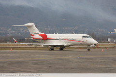 Bombardier Challenger 300 M-EVAN 20096 Chambery fevrier 2017 (Thibaud67 Photographie) Tags: bombardier challenger 300 mevan 20096 chambery fevrier 2017