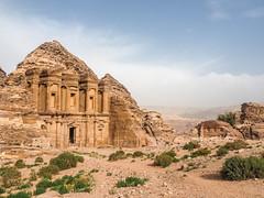 Jordan 2017 (hunbille) Tags: jordan petra hike hiking birgittejordan3lr monastery addayr addeir qattaraddayr qattar qattaraddeir unesco heritage worldheritage challengeyouwinner cyunanimous cy2