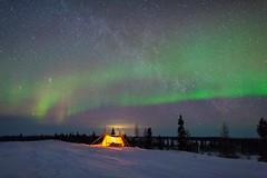 Manitoba (Nedko Nedkov) Tags: canada manitoba wapusk wapusknp milkyway night nightphotography