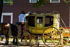 Old School Taxi (gendarme02) Tags: wagon nikon historic old stagecoach nikond7100 wyattmartin oldsturbridgevillage summer coach d7100 transportation history horse august sturbridge village stage 2015