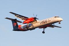 Alaska Airlines (Horizon Air) Bombardier Dash-8 Q400 N440QX (jbp274) Tags: lax klax airport airplanes horizonair horizon qx bombardier dash8 q400 alaskaairlines oregonstateuniversity