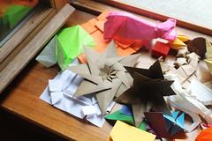 # Origami Senza Frontiere - OSF 2017 Avigliana (Andrey Hechuev | Андрей Хечуев) Tags: origamisenzafrontiere osf2017 origamimeeting paperfolding osfavigliana avigliana origami papiroflexia dobradura dobraduradepapel pliagedepapier