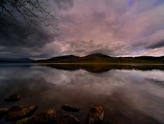 Cloudy Reflections (richbriggs28. Love being a grandad :)) Tags: loch venachar the trossachs scotland richbriggs28 lochlomond clouds reflections