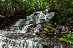 Waterfall (Thomas Reese Photography) Tags: helen georgia mountains northgeorgia helengeorgia