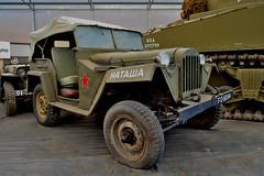 gaz 64 (riccardo nassisi) Tags: collezione ansaloni old truck camion auto car wreck wrecked rust rusty rottame relitto r ruggine ruins scrap rottami scrapyard bologna