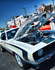 White Lightning (Chad Horwedel) Tags: whitelightning 1969chevycamaro chevycamaro chevrolet chevy camaro classic car custom sterlingmainstreet sterling illinois