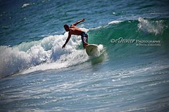 """surfer"" (eDeaver Photography) Tags: california elporto manhattanbeach pacificocean westcoast ocean beach sand water surf surfer surfers sun sunset edeevo edeaver edeaverphotography digitalcreations creations nikon"