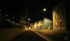 SOMEWHERE IN TOWN #Schweinfurt #night #nightshot #street #pavement #streetlight #cityscape #Photographie #photography (benicturesblackwhite) Tags: street streetlight nightshot night photography cityscape pavement schweinfurt photographie