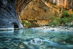 The Narrows Zion (krutickr) Tags: zion zionnationalpark nationalpark thenarrows utah
