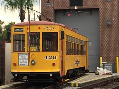 A message from Shirley (st_asaph) Tags: streetcar tampatram tampastreetcar yborcity tampa tecolinestreetcarsystem teco
