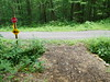 Off-Road Vehicle Trail at St. John's Rock (Maryland DNR) Tags: 2017 orv offroadvehicletrail stjohnsrock garrettcounty savageriver stateforest sign signage