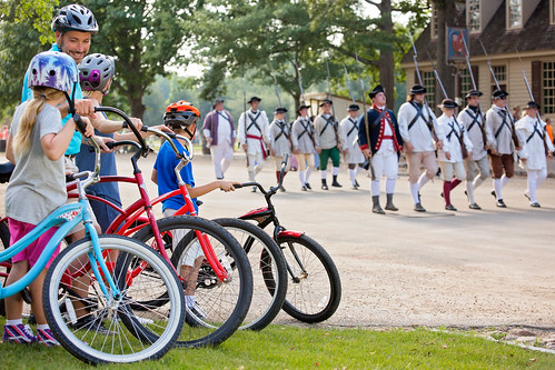 Biking Colonial Williamsburg_Visit Williamsburg