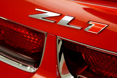 ZL1 (DJ Axis) Tags: sixthgeneration camaro sports car | chevrolet feux arriere detail break light rear supercharged 62l