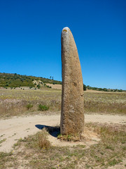 Phallic Symbol? Outeiro Menhir, Regengos de Monsaraz, Portugal (ex_magician) Tags: outeiromenhir phallicsymbol phallus megalith regengosdemonsaraz portugal portugaltrip may 2017 moik photo photos picture pictures image lightroom adobe adobelightroom interesting europe bicycling biketour portugalbestcycling turaventur castlesandwine vanguided