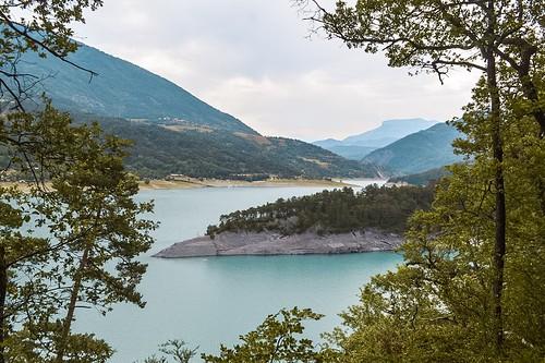 Lac de Monteynard