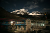 Manaslu North in the Night (Albert Michaud) Tags: nikon d750 nepal asia trekking manaslu himal mountain altitude himalaya