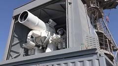 La Armada de EE.UU. prueba en el golfo Pérsico un arma invisible (Vídeo) (vgcouso) Tags: eeuu laser