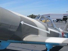 """Yakovlev Yak-50 7 • <a style=""""font-size:0.8em;"""" href=""""http://www.flickr.com/photos/81723459@N04/35270419533/"""" target=""""_blank"""">View on Flickr</a>"""