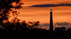 Sunset with Lighthouse (PortSite) Tags: portsite 2017 gerard gh krol nikon d810 vuurtoren lighthouse zonsondergang waddenzee merdunord lamerdeswadden noordzee huisduinen nederland netherlands holland paysbas 荷兰 bajos нидерланды هولندا denhelder nautical sunset