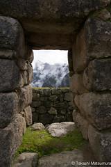 Castle in the sky (takashi_matsumura) Tags: castle sky machupichu cusco peru ngc nikon d5300 cloud sigma 1750mm f28 ex dc os hsm machu picchu