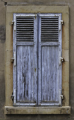 Closed Window (2010kev) Tags: window shutters france
