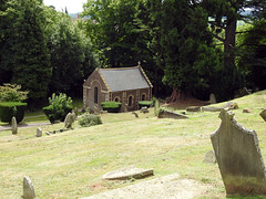 Monmouth Cemetery, Osbaston Road, Monmouth 12 July 2017 (Cold War Warrior) Tags: chapel taphology cemetery graveyard monmouth monmouthshire