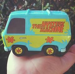 The Mystery Machine (Graciani Crafts) Tags: burguerking brinde fofo scobydoo miniaturas brinquedos colecionadores mysterymachine toys fotos