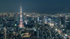 魂 (Millionwinters) Tags: nikon d7000 tokyo japan 日本 東京 東京鐵塔 六本木 hills