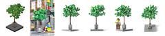 Small street tree (looooookl) Tags: lego street tree modular