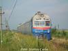 D1 - 632 Bátyú - Királyháza viszonylatú személyvonattal 2017. július 22-én; д1-636 (Csaba Szarvas) Tags: ukrajna kárpátalja ukraina train д1636 д1 ganz mavag d1