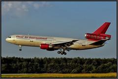 N621AX OAI - Omni Air International (Bob Garrard) Tags: n621ax oai omni air international mcdonnell douglas dc1030 dc10 thai airways hstmc northwest airlines n240nw bc aircraft leasing osc kosc bwi kbwi