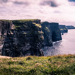 Cliffs of Moher panorama - Clare, Ireland - Landscape photography thumbnail