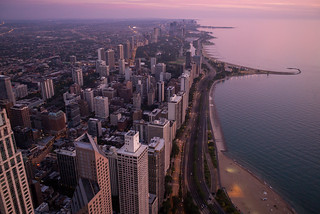 Sunrise Chicago (3)