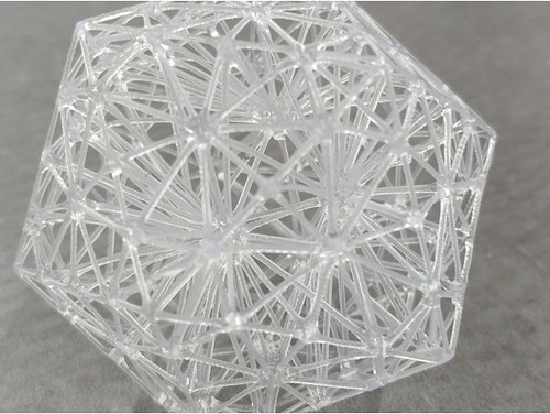 3d printed - challenging complex shapes by Dizingof-2