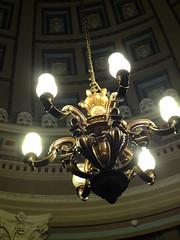 Chapel Lights (failing_angel) Tags: 081016 london kensingtonchelsea bromptoncemetery monthofthedead londonmonthofthedead cemetery magiclantern throughaglassdarkly mervynheard phantasmagoria