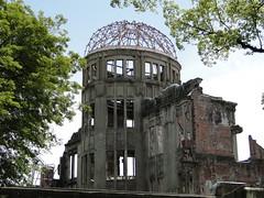 Atomic Dome in Hiroshima (Ankur P) Tags: japan hiroshima chugoku 広島 atomicdome atomicbomb